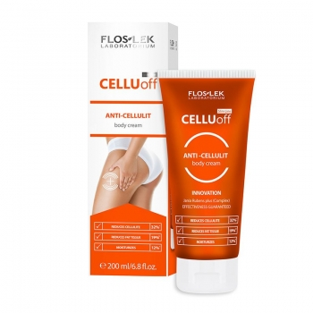 Slim Line CELLUoff - Anti-Cellulite Creme