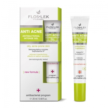 ANTI ACNE Intensiv-Gel - antibakteriell
