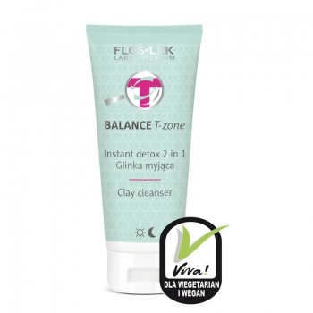 BALANCE T-zone Clay cleanser