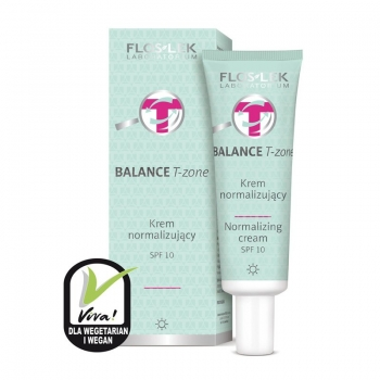 BALANCE T-zone Normalisierende Tagescreme LSF 10