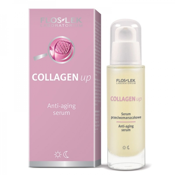 FLOSLEK COLLAGEN up - kollagenaktivierende Pflege